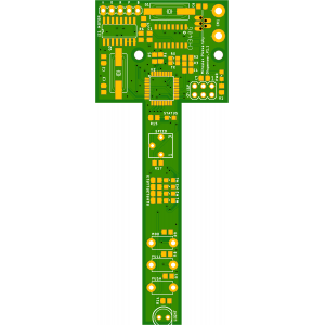PCB pre dávkovač spájkovacej pasty DSP 01