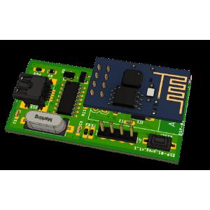 Automatický programátor ESP 01