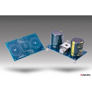 DC filter pre nízkofrekvenčný zosilňovač