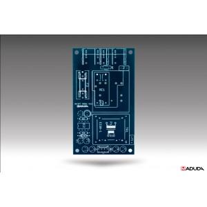 PCB pre Modul konfortného zapínania audio reťazca ON-OFF V2.3