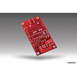 PCB pre Modul Speaker Protect V1.1 - ochrana reproduktorov pre audio zosilňovač