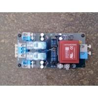 Hotový modul Speaker Protect V2.0 STEREO - ochrana reproduktorov pre audio zosilňovač